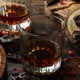 Concept of hard alcoholic drinks with cognac - PhotoDune Item for Sale