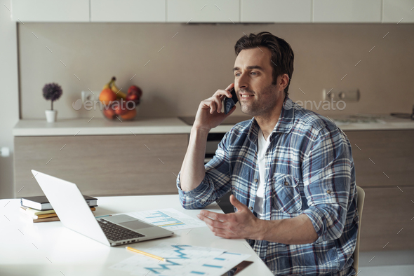 Work at home - Stock Photo - Images