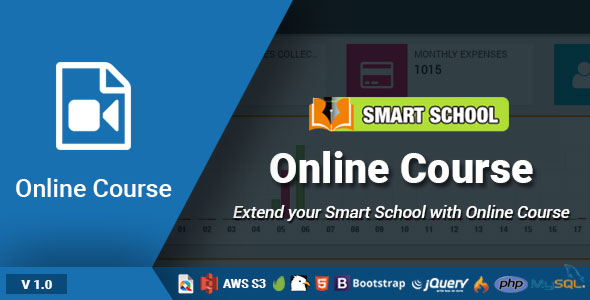 Download Smart School Online Course Free Nulled