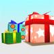 Present Box Birthday - VideoHive Item for Sale