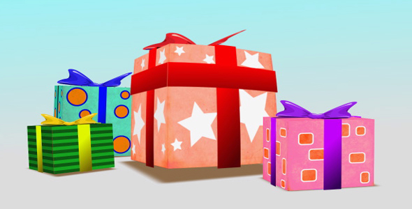 Present box birthday by jackstriker videohive play preview video negle Image collections