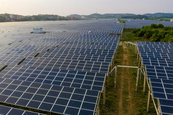 solar energy - Stock Photo - Images