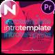 Intro Design - VideoHive Item for Sale
