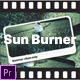 Sun Burner - Summer Slideshow 4K - VideoHive Item for Sale