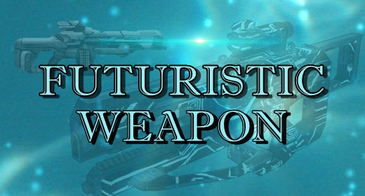 Futuristic Weapons Sounds