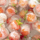 Frozen Pachino tomatoes for the preparation of aperitifs - PhotoDune Item for Sale
