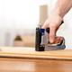 Unrecognizable Carpenter Using Staple Gun Making Furniture Indoors, Panorama - PhotoDune Item for Sale