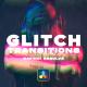 Essential Glitch Transitions for DaVinci Resolve - VideoHive Item for Sale