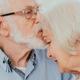 Elderly couple in love - PhotoDune Item for Sale