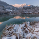 Beautiful sunrise winter - PhotoDune Item for Sale