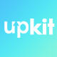 UpKit - Material design android UI kit