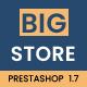 BigStore - Online Mega Store Prestashop 1.7 Responsive Theme