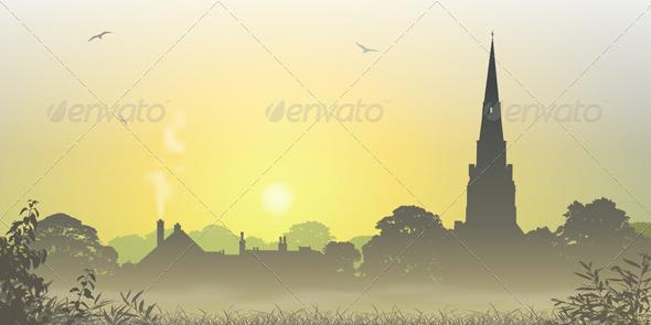 Country Landscape - Landscapes Nature