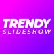 Trendy Slideshow - VideoHive Item for Sale