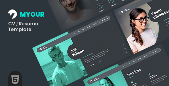 Special Myour - Resume Template