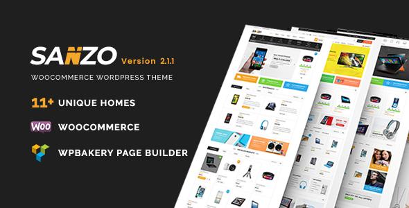 Wondrous Sanzo | Responsive WooCommerce WordPress Theme