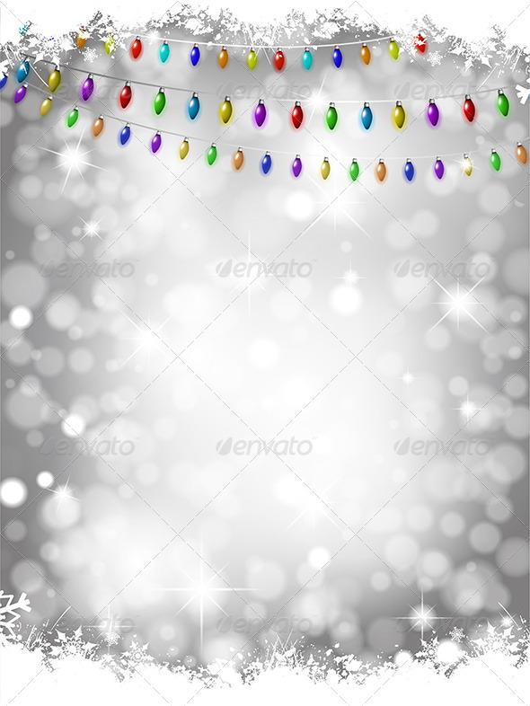 Christmas lights - Christmas Seasons/Holidays