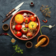 Raw tomato,preservation of tomatoes - PhotoDune Item for Sale