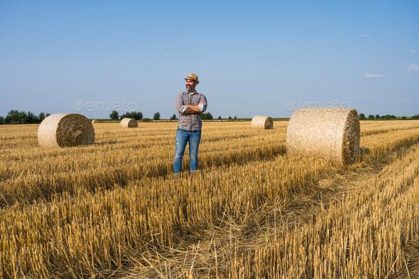 Farmer - Stock Photo - Images