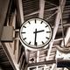 Closeup Clock at the sky-train station - PhotoDune Item for Sale