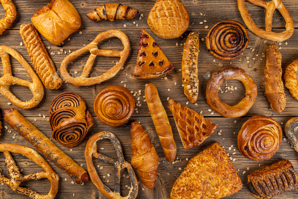 Bakery product concept - Stock Photo - Images