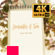 Stop Motion Wedding Flip Book - VideoHive Item for Sale