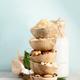 Ingredients for making various plan based lactose free vegan milk - PhotoDune Item for Sale