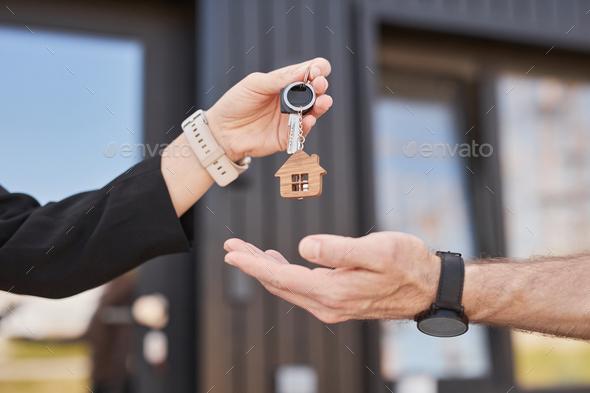 New House Keys - Stock Photo - Images