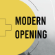Modern Opener || Premiere Pro MOGRT - VideoHive Item for Sale