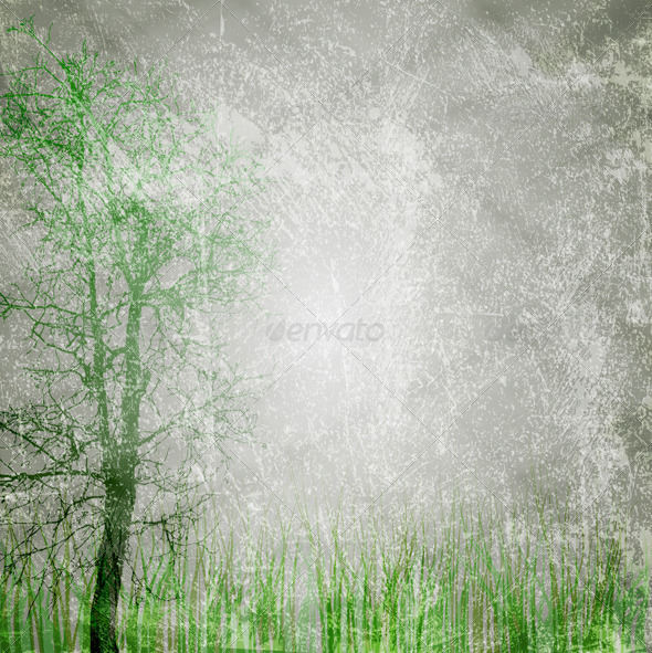 Grunge nature texture - Landscapes Nature