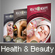 Health & Beauty - Promotion Banner - GraphicRiver Item for Sale