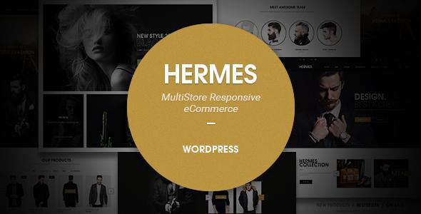 Super Hermes - Multi-Purpose Premium Responsive WordPress Theme