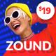 Zound - Music WordPress Theme