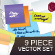 Paper Stationery Set - GraphicRiver Item for Sale