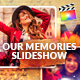 Our Memories Slideshow | For Final Cut & Apple Motion - VideoHive Item for Sale