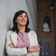 Portrait of senior businesswoman standing indoors in office - PhotoDune Item for Sale