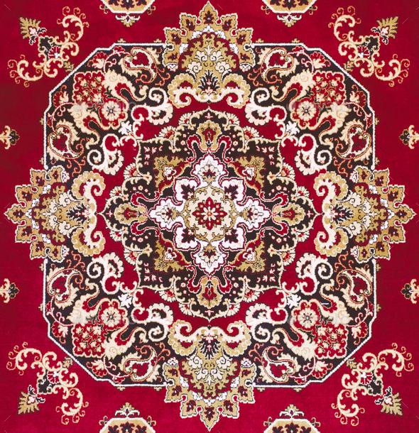 Carpet Texture Background - Stock Photo - Images