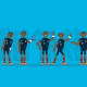 D&M Character Kit: Soccer Player France - VideoHive Item for Sale