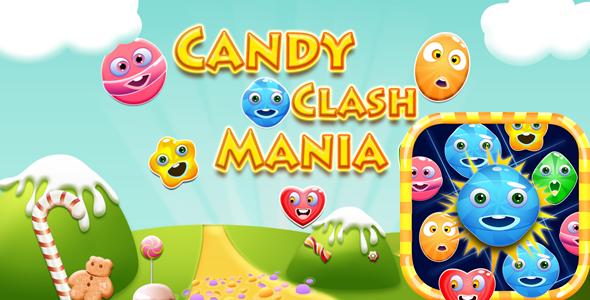 Candy Clash Mania