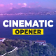 Cinematic Opener - VideoHive Item for Sale