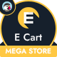 ECart - Responsive PrestaShop Theme
