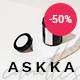 Askka - Candle Shop