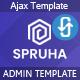 Spruha - Ajax Admin & Dashboard Template