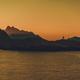 Norwegian Nordland County Lofoten Region Midnight Sunrise in the Lighthouse Bay - PhotoDune Item for Sale