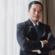Confident asian business man with black suit - PhotoDune Item for Sale