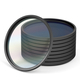 Stack with photographic filters - PhotoDune Item for Sale