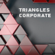 Triangles Corporate - VideoHive Item for Sale