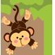 Happy Monkey and Bigger Jungle