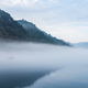 misty river in early morning - PhotoDune Item for Sale