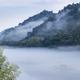 Hunan little Dongjiang River in mist - PhotoDune Item for Sale